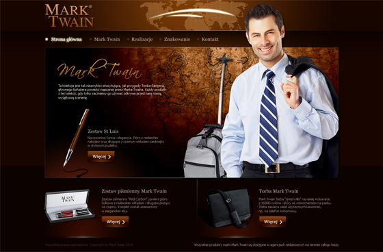 Mark Twain - desktop